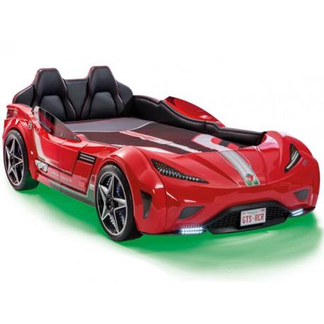 GTS carbed100x190 (red) -Car beds