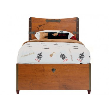 Pirate Bed Base 90x190 cm