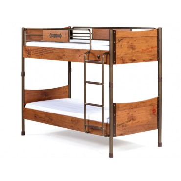 Pirate Bunk Bed 90x200cm