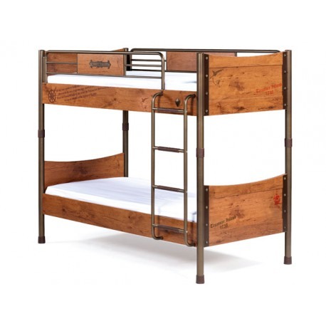 Pirate Bunk Bed 90x200cm -Bunk beds