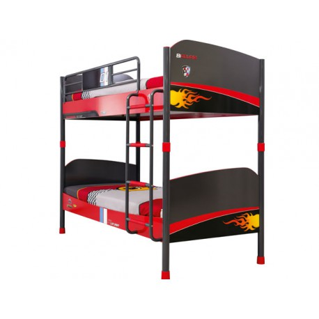Champion Racer Bunk bed 90x200cm -Bunk beds