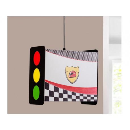 Luminária de teto Champion Racer -Candeeiros