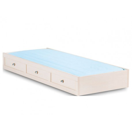 Flora pull out bed 90x180cm -Beds
