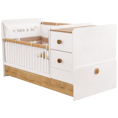 Natura Baby St convertible baby bed -CRADLES