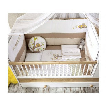 Natura Baby Bedding Set (60x125cm)