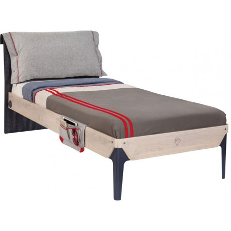 Trio Bed (L-100x200cm) -Beds