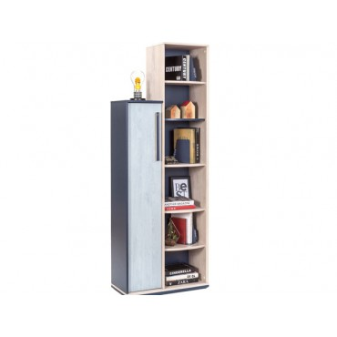Trio Bookcase with Storage