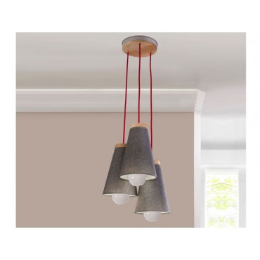 Trio Ceiling Lamp