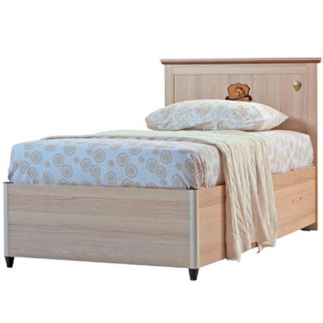 Royal Single Bed Base 90x190cm -Beds