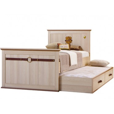 Royal Bed & Pull-out Bed 90x200/90x190cm
