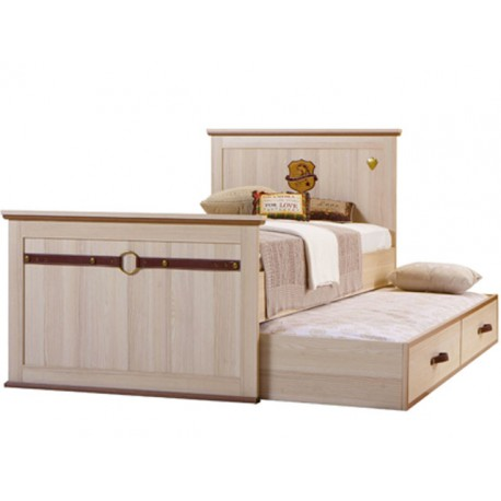 Royal Bed & Pull-out Bed 90x200/90x190cm -Beds