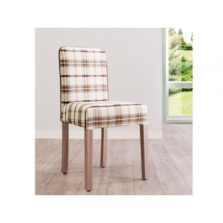 Plaid Chair -Chairs