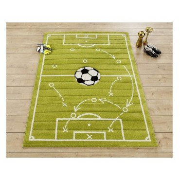 Tapete Football 133x190cm