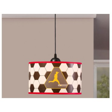 Football Ceiling Lamp