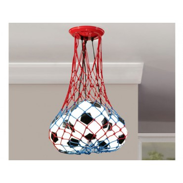 Shoot ceiling lamp