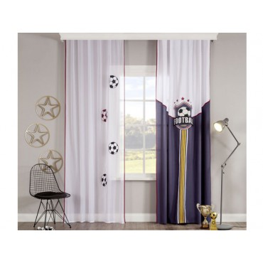 Football Curtain