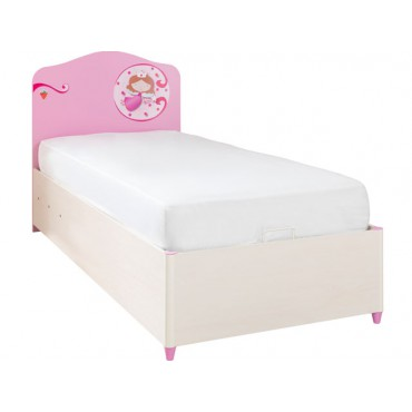 Princess Bed  Base 90x190cm