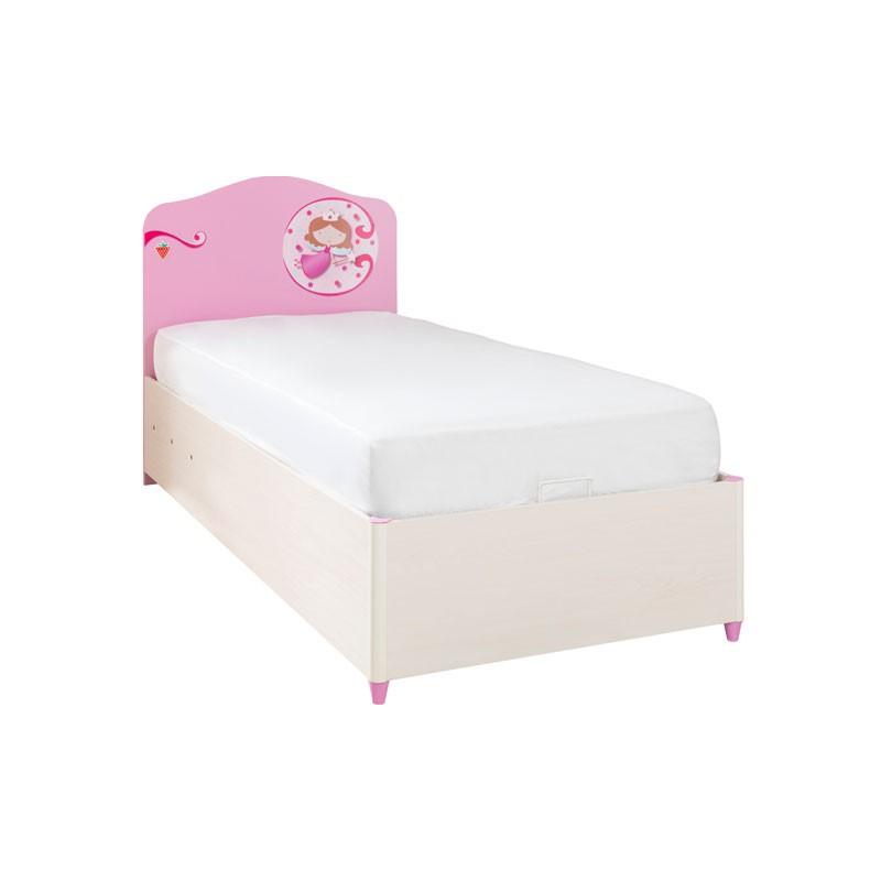 Cama canap princess camas infantiles cilek for Camas canape barcelona