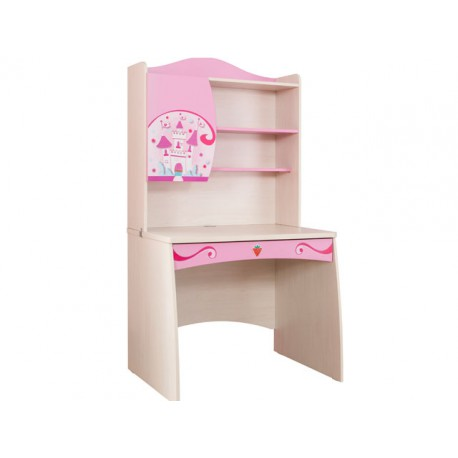 Princess Study Desk & Unit -Study desks