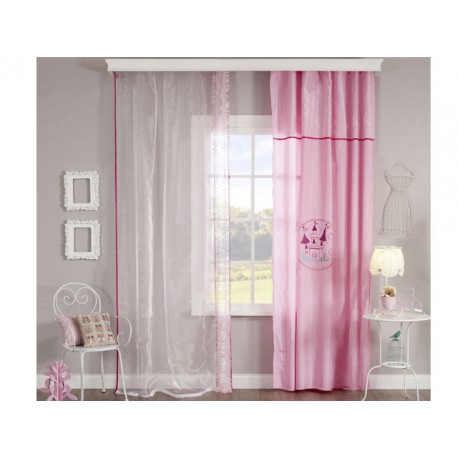 Cortinado Princess -Cortinados