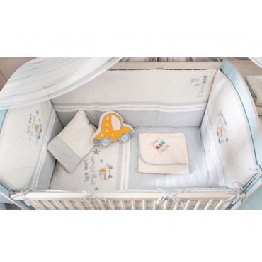 Baby Boy Bedding Set 75x115cm