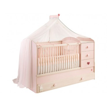 Baby Girl canopy