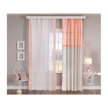 Baby Girl curtain