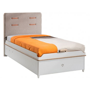 Dynamic bed with base