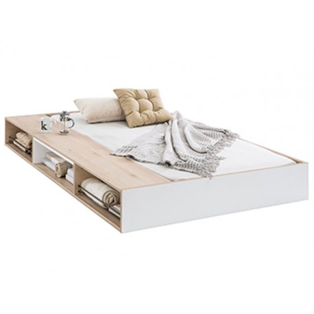 Dynamic pull-out bed with partitions -Beds