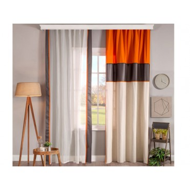 Dynamic curtain