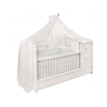 Baby Cotton canopy