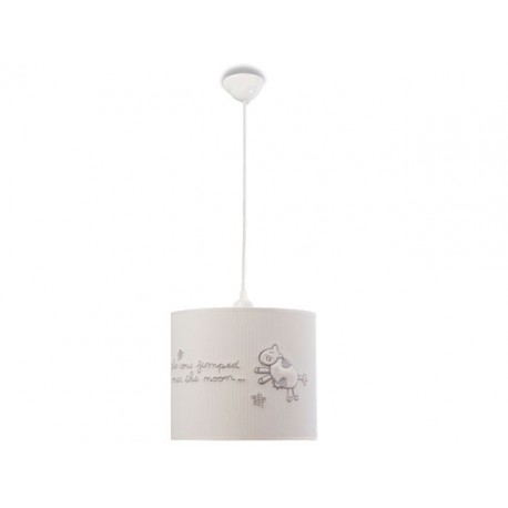 Baby Cotton ceiling lamp -Lamps