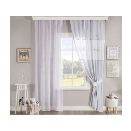 Baby Cotton curtain -Curtains