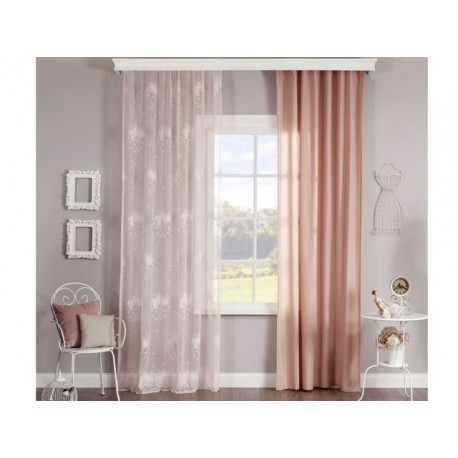 Cortina Romantic -Cortinas