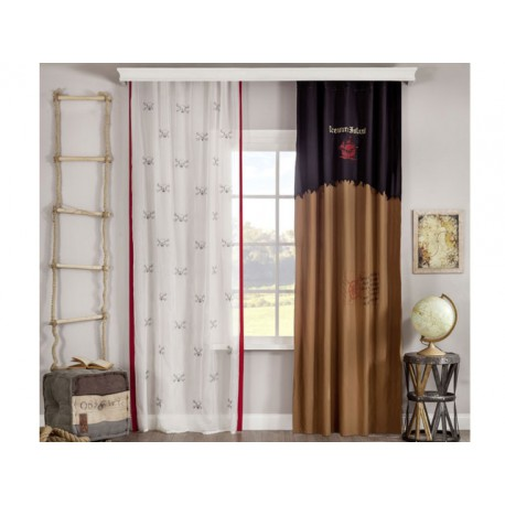 Pirata Curtain -Curtains