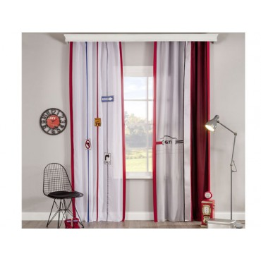 Biclass Curtain