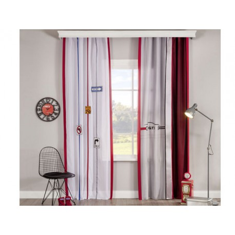 Biclass Curtain -Curtains