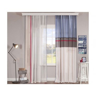 Trio Curtain
