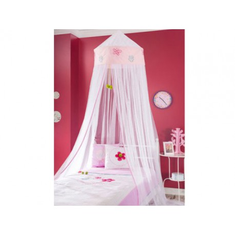 Flora Canopy (pink) -Bargains