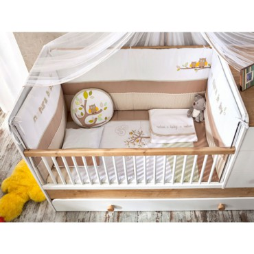 Natura Baby Bedding set (75x115cm)